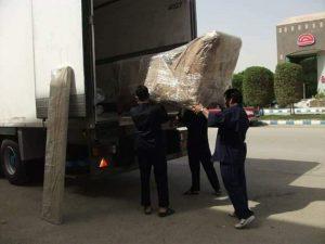 الشحن من السعودية الى سلطنة عمان