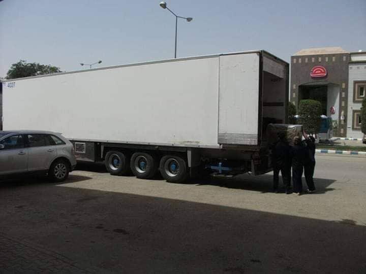 شركة نقل عفش من الرياض الى سوريا