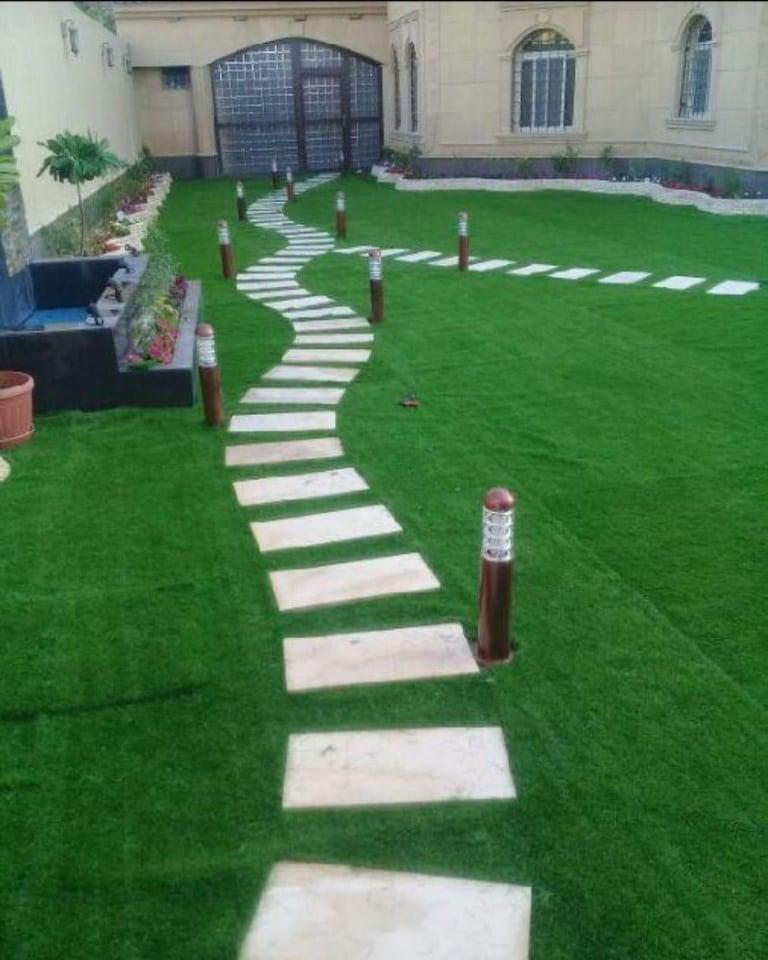 عشب صناعي الرياض