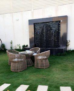 مصمم حدائق جدة