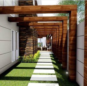 تنسيق حدائق بالقطيف