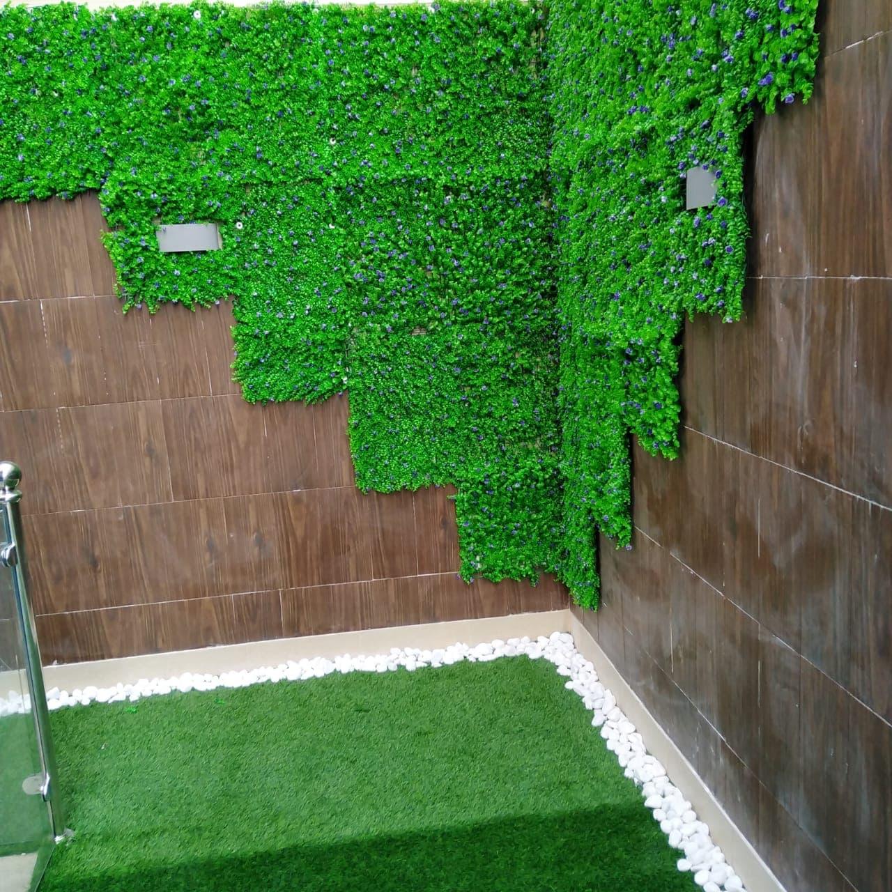 شركة تركيب عشب جدارى بينبع