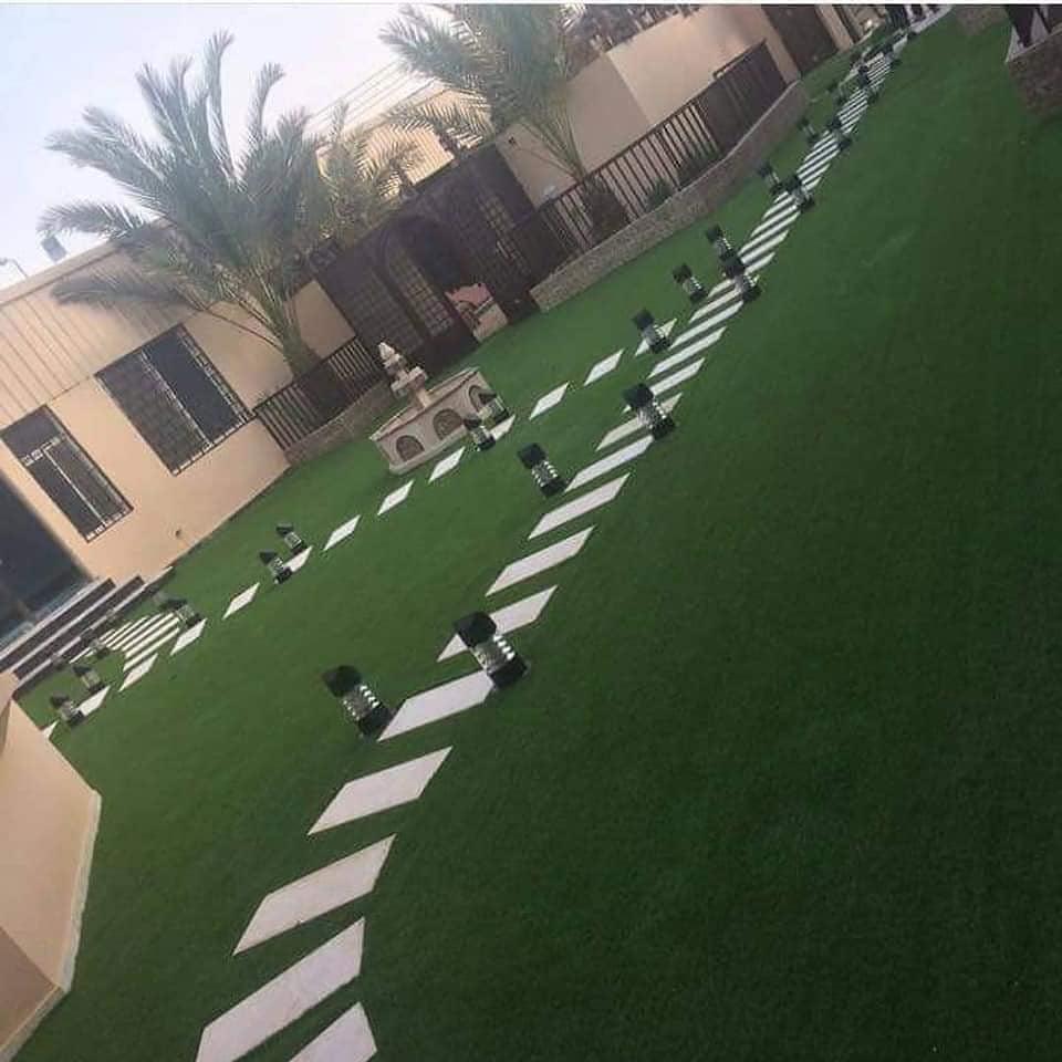 شركة تركيب عشب صناعي بخميس مشيط