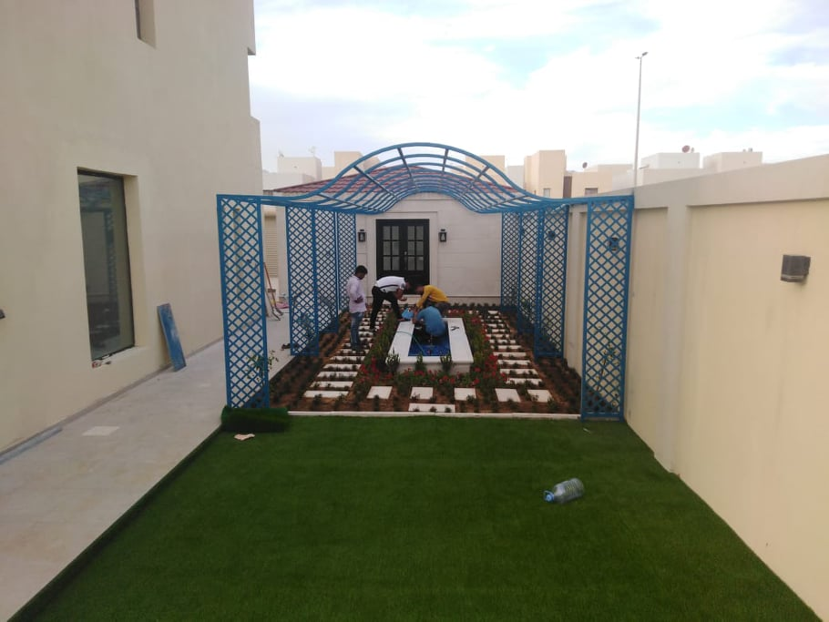 Photo of شركة تنسيق حدائق بالدمام 0562089634 خصم 15%