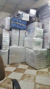 شحن من السعوديه الى عمان