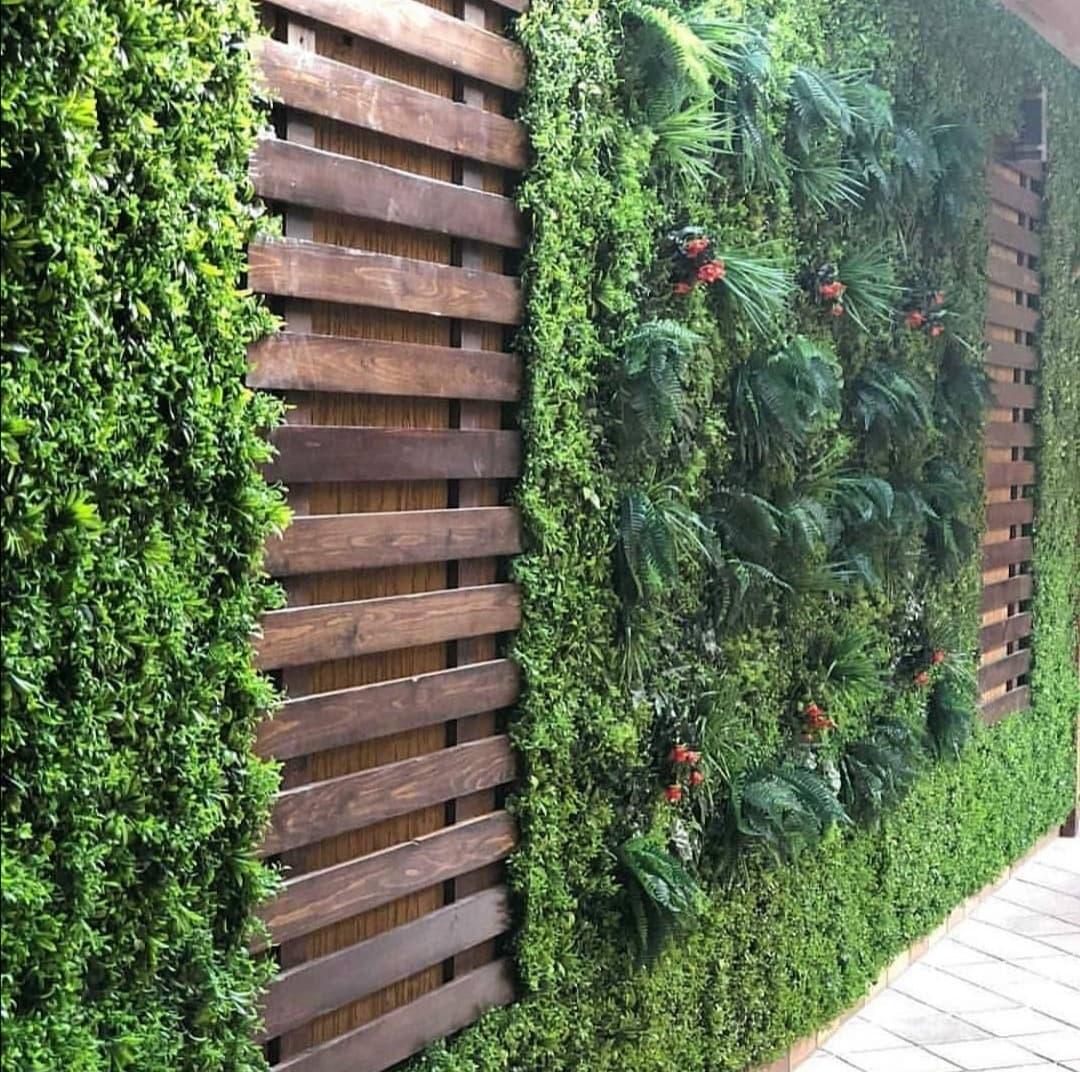 شركة تركيب عشب جدارى بخميس