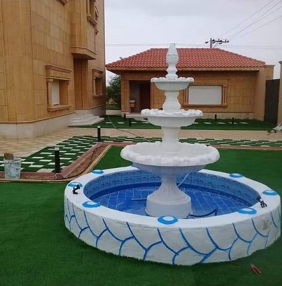 تصميم نوافير الرياض