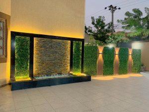 محلات تنسيق الحدائق بينبع
