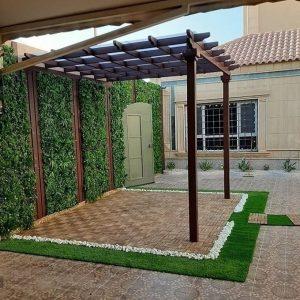 تنسيق حدائق بالقصيم